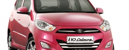 LIMITED EDITION i10 COMES IN NEW FUN COLOURS AND MANY EXCITING NEW FEATURES