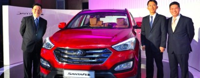 THE NEW SANTA FE: THE LEADING MODERN PREMIUM SUV