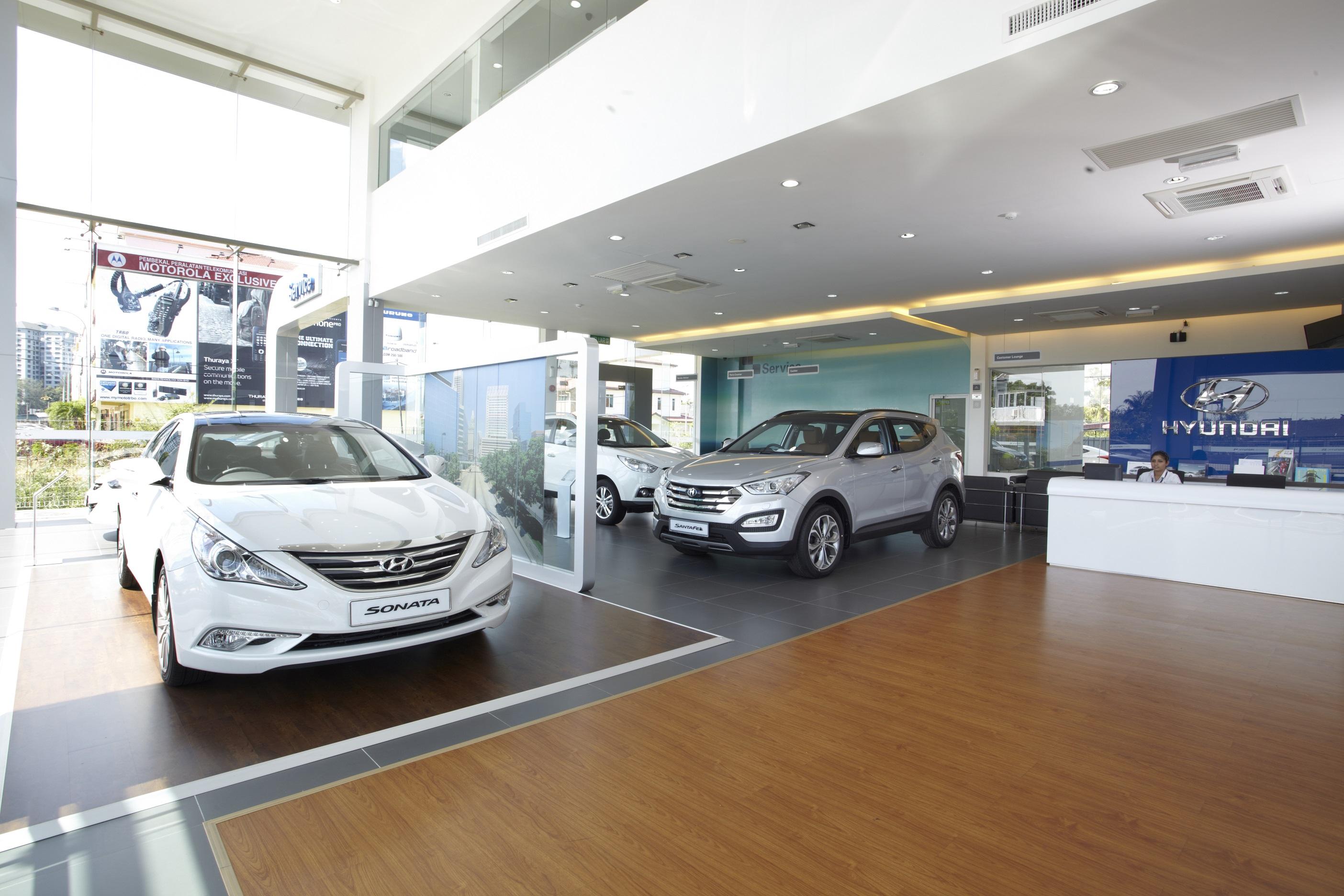 Century autohaus celebrates its official launch century autohaus sdn bhd century autohaus - Hoo showroom ...